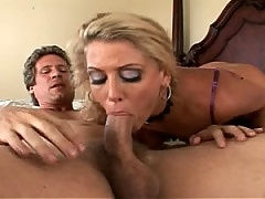 How could anyone resist fucking this dirty little MILF?