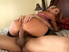 Look how big that pussy hole is! Looks like someone has been fucking lots