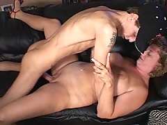 MiLF bitch loves to have all her holes filled