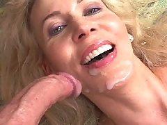 Casey catches a Dirty Sanchez after ample asspipe work!