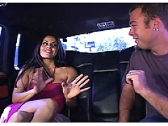 MILF needs a ride and gets a long hard one!